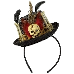 Disfraz Acc Witch Doctor Hat Headbands