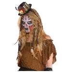 Disfraz Acc Witch Doctor Hair Extensions