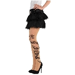 Disfraz Acc Witch Doctor Tights