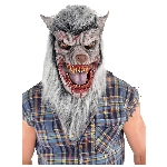 Disfraz Acc Werewolf Latex Masks