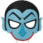 Disfraz Acc Vampire Felt Masks
