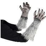 Disfraz Acc Werewolf Gloves