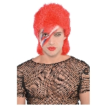 WIG STARDUST RED MULLET
