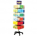 DISPLAY STAND:NAPKINS inc hdr