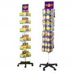 Acc expositor Display Stand with Header Card