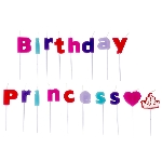 Velas Pick Bday Princess