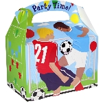 Caja Favours Party Football