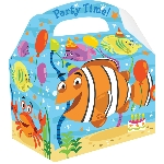 Caja Favours Party Ocean Buddies