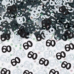 Confeti Black/Silver 60 Metallic 14g