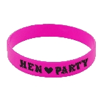 Juguetes Hen Party Rubber Bracelets