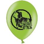Globos Dinosaur Attack Latex Balloons 11'/27.5cm