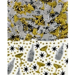 Confeti Champagne Black/Gold/Silver Metallic 14g
