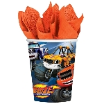 8 Vasos Blaze 266 ml