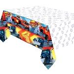 MANTEL PLASTICO 120x180cm: BLAZE