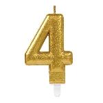 Vela Gold Metallic Finish Nº4