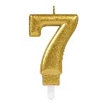 SPARK CELEB GOLD Vela #7  **Stock