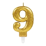 Vela Gold Metallic Finish Nº9
