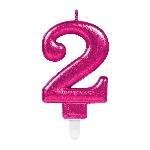 Vela Pink Metallic Finish Nº2