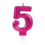 Vela Pink Metallic Finish Nº5