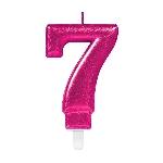 Vela Pink Metallic Finish Nº7