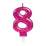 Vela Pink Metallic Finish Nº8