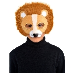 Mascara LION FURRY CHILD