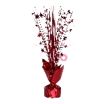 Peso Apple Red Spray Centrepiece Balloon s 30cm/150g