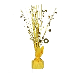 Peso Sunshine Yellow Spray Centrepiece Balloon s 30cm