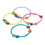 Juguetes Bulk Packed Coloured Bracelets - 19