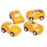 Juguetes Bulk Packed Mini Pull Back Racers