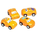 Juguete Mini Pull Back Racers
