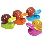 Juguetes Pull Back Racing Snails