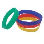 Juguetes Bulk Packed Rubber Bracelets