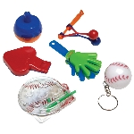 Juguete Sports Party Pack 48 Pack