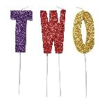 PICK Vela brillante T-W-O