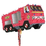 Piñata Fireman Sam Pull