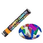 Confeti Multi Coloured Foil Cannons 30cm