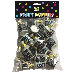 Confeti Standard Party Poppers