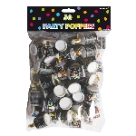 Confeti Standard Party Poppers0
