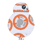 Piñata Star Wars BB8 Pull