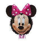 Piñata Minnie Mouse Pull