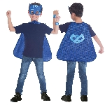 Capa PK Masks Catboy Cape Set - Edad 4-8 Años