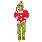Disfraz niño The Grinch