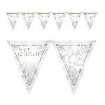 BANDERIN CONFIRMATION DOVE PENNANT S 4M