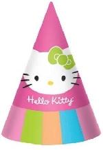 Gorro cono (8) Hello Kitty (oferta)