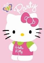 Invitaciones (8) Hello Kitty (OFERTA )