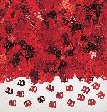 Confeti 40th Anniversary Metallic Confetti - 14g