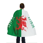 PPP WALES BODY FLAG/CAPE