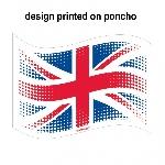 PPP GB Plastic Poncho - Kid's