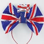 PPP GB Large Bow Headband